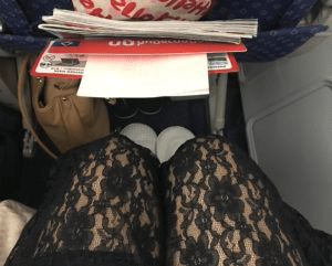 AirAsiaの座席