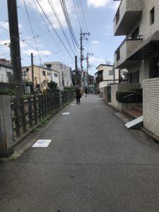 三軒茶屋駅から太子堂八番神社への行き方