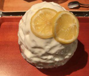 はちみつ檸檬レアチーズ