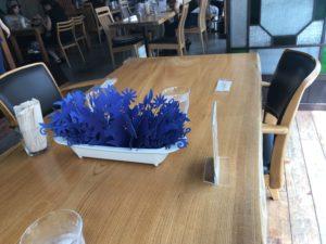 和kitchenかんなの花のち晴れで使用された席