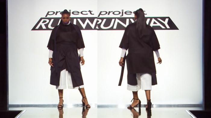 プロジェクト・ランウェイ16 ケンタロウのデザイン