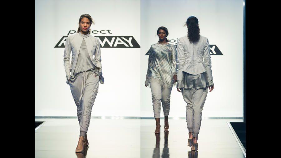 プロジェクト・ランウェイ16 アヤナのデザイン