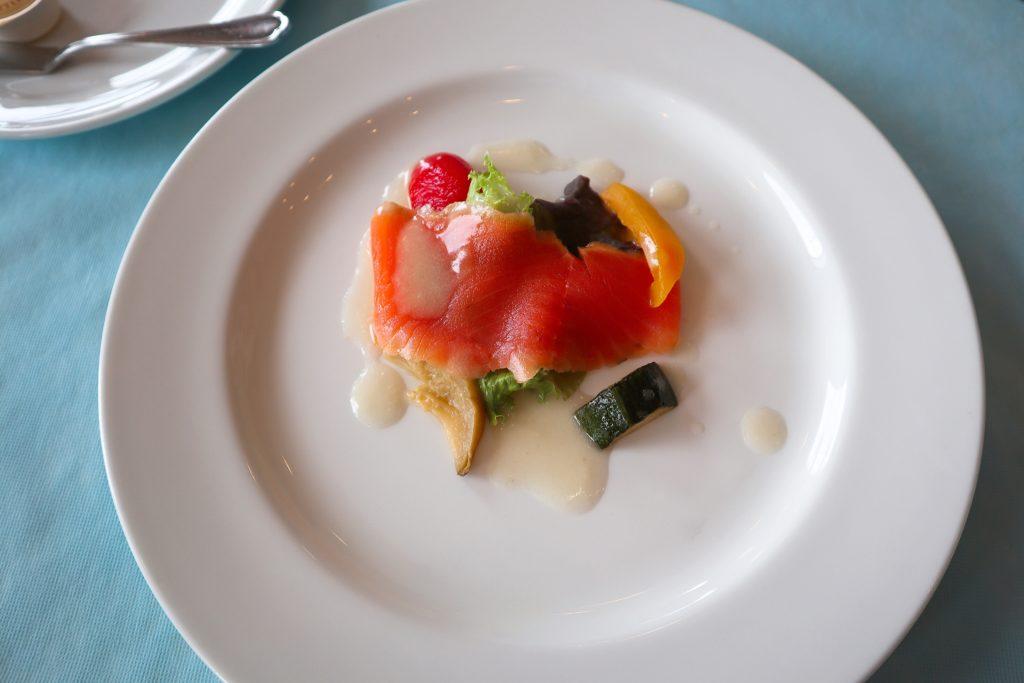 レストラン鳥居平の前菜