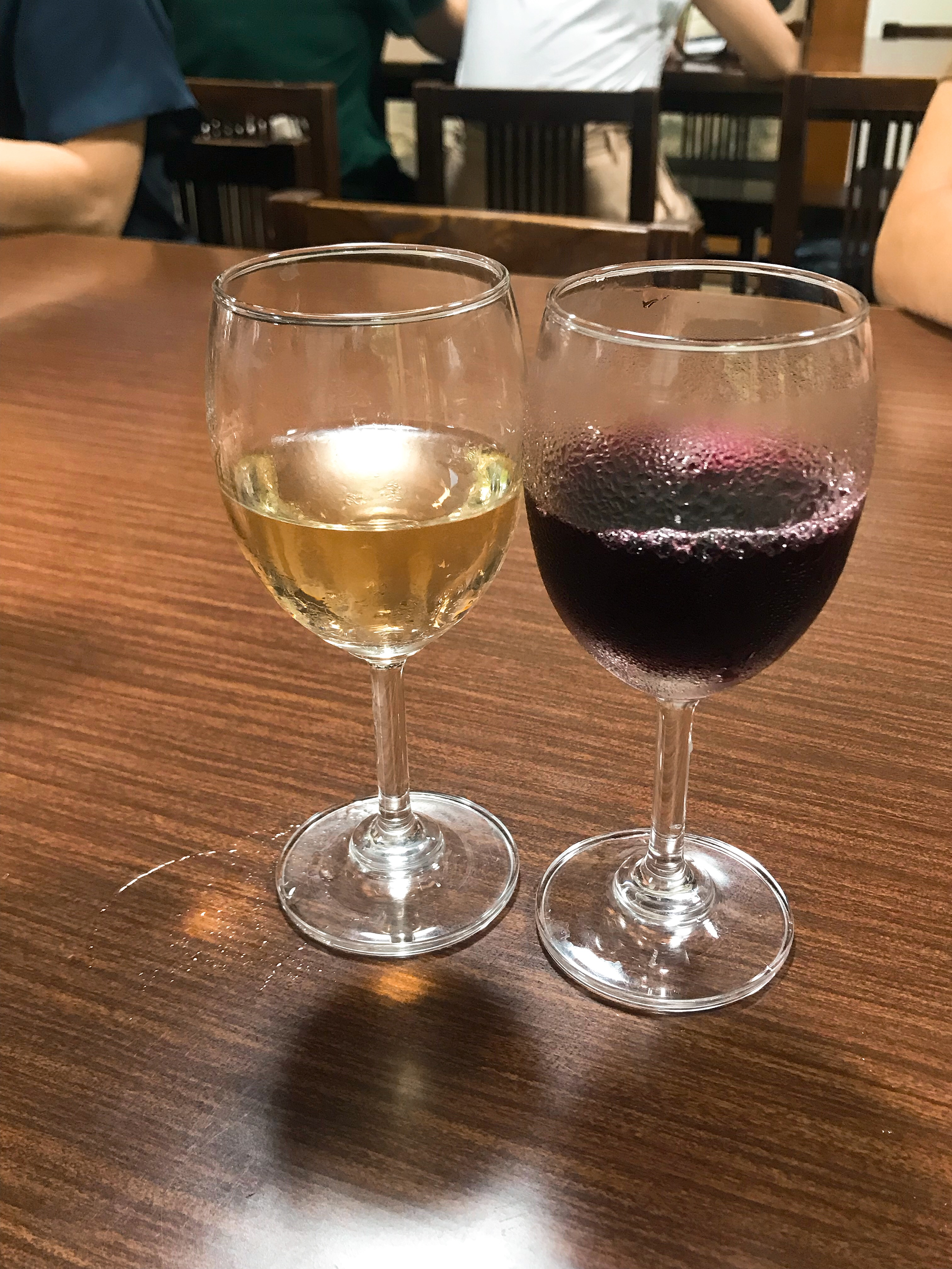 大善寺のワイン