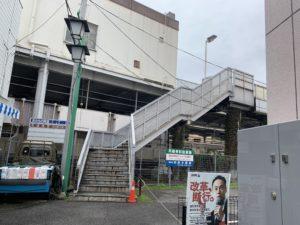 考えた人すごいわ横浜菊名店の並ぶ場所